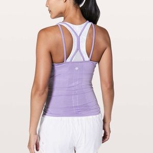 Lululemon swiftly tech strappy  tank